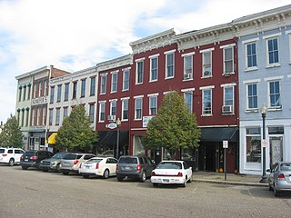 Portsmouth, Ohio City in Ohio, United States