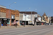 Downtown Mart, Texas