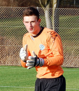 Martin Hansen (footballer) - Hansen in March 2012.