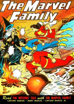 Marvel Family - Wikipedia