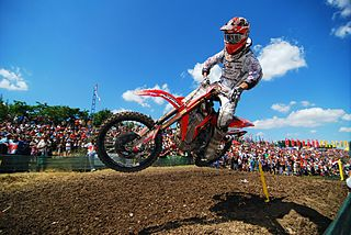 Marvin Musquin French motorcycle racer