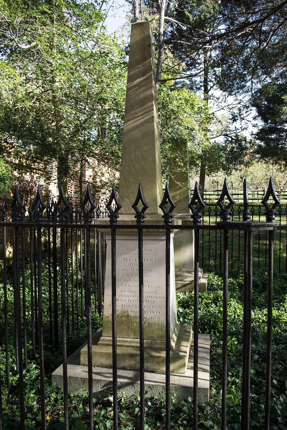Angela Lewis Wikipedia file:mary eliza angela lewis conrad grave - front - mount