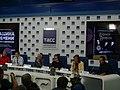 Mashina Vremeni. Polveka v Dvizhenii in ITAR-TASS (2019 06 29) 02.jpg