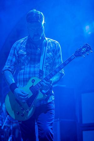 Bill Kelliher - Kelliher performing live in 2014