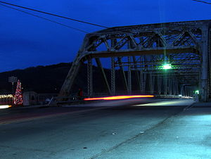 Pike County, Pennsylvania - Mid-Delaware Bridge