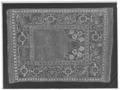 Matta s.k. bönematta - Skoklosters slott - 8836-negative.tif