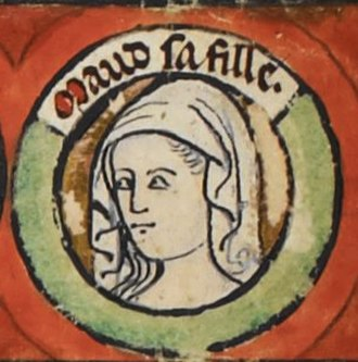 Maud of Normandy - Image: Maud Normandy
