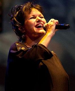 Maurane Belgian singer