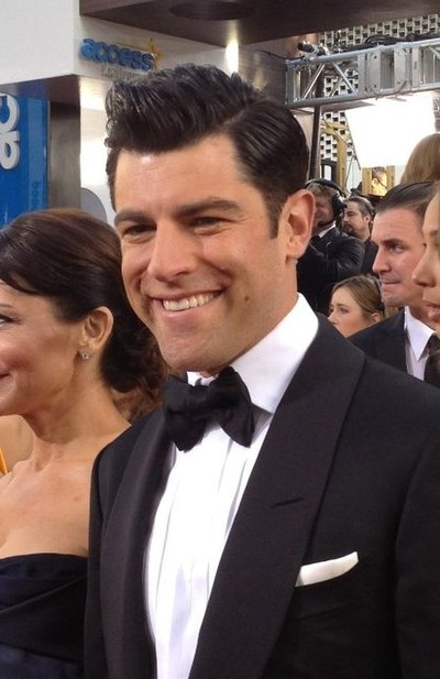 Max Greenfield, American actor