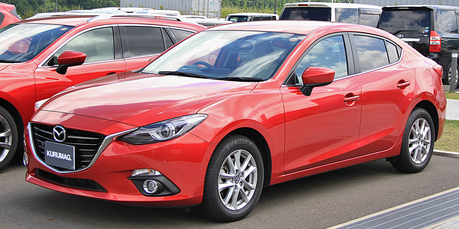mit mazda 3 mazda3 axela 2014 on strut shock engine hood. Black Bedroom Furniture Sets. Home Design Ideas