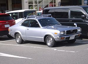Mazda Grand Familia - Mazda Grand Familia Coupe