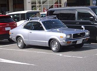 Mazda Grand Familia - Mazda Grand Familia Coupe
