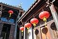 Mazu Temple (Magong) - red lanterns.jpg