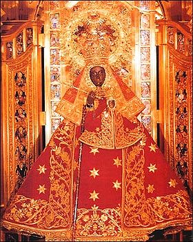 L`ESPAGNE – MOEURS ET PAYSAGES - avec les traditions catholiques de ce pays 280px-Mb-guadalupe_extremadura
