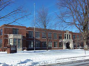 McKinley Elementary School (Davenport, Iowa) - Image: Mc Kinley Elementary School (Davenport, Iowa)