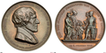 Medaille Georg Friedrich Grotefend 1848.png