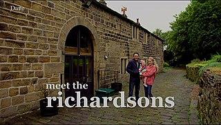 <i>Meet the Richardsons</i> British comedy television series