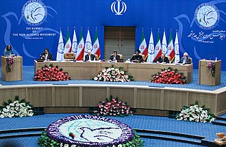 16th Summit of the Non-Aligned Movement - Last day of the conference