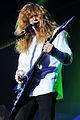 Megadeth @ Arena Joondalup (12 12 2010) (5272639661).jpg