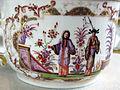 Meissen, 1720-1731 circa, servito da tè con cineserie 30.JPG