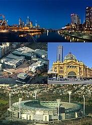 Melbourne – Veduta