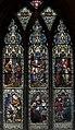 Melton Mowbray, St Mary's church, window (45601277151).jpg
