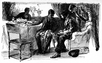 Memoirs of Sherlock Holmes 1894 Burt - Illustration 3