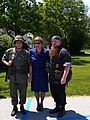 Memorial Day observance in Maumee (34955329725).jpg