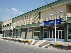 Menemen Railway Station Front.jpg