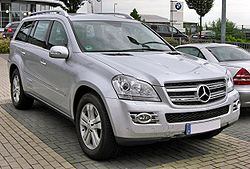 Mercedes-Benz GL 320 CDI 4MATIC (2006–2009)
