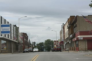 Merrill, Wisconsin Place in Wisconsin, United States