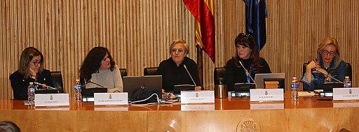 Mesa Parlamentaria - Angeles Alvarez