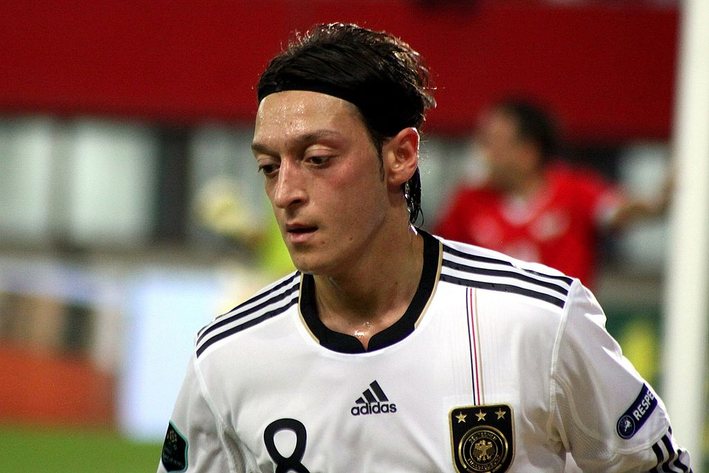 Mesut Özil, Germany national football team (05)
