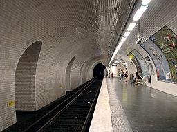 Metro de Paris - Ligne 7bis - Botzaris 01