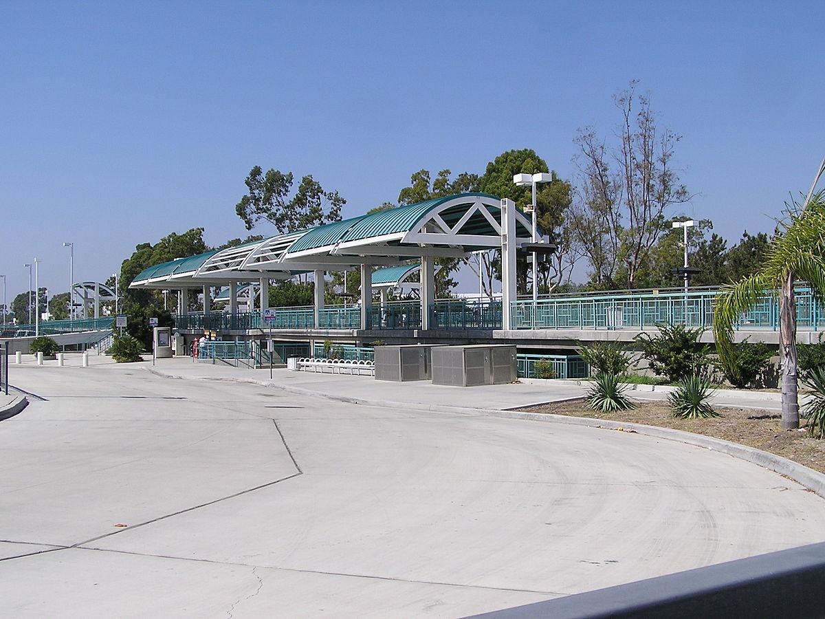 tustin station