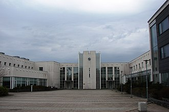 Helsinki Metropolia University of Applied Sciences - Metropolia's Espoo campus.
