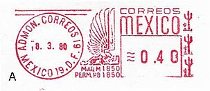 Mexico stamp type CA3A.jpg