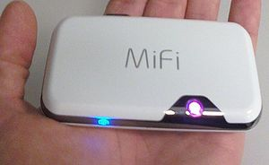 "English: Novatel MiFi™ 2372 ""Intelligent ..."