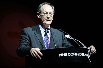 Sir Michael Marmot, NHS Confederation annual c...