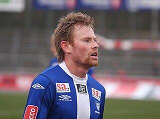 Michael Røn Danish-born Norwegian footballer