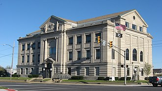 Michigan City, Indiana - Michigan City Courthouse