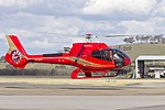 Microflite (VH-WVV) Airbus Helicopters EC130 T2 at Wagga Wagga Airport 1.jpg