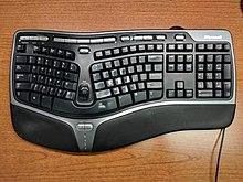 Microsoft ergonomic keyboards - Wikipedia