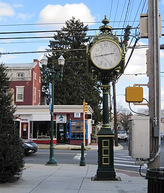 Middletown, Dauphin County, Pennsylvania - Union Street in Middletown