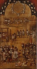 The Conquest of Mexico, Tablet 3