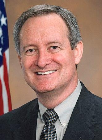 United States congressional delegations from Idaho - Senator Mike Crapo (R)