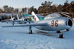 Mikoyan-Gurevich MiG-15UTI, Russia - Air Force AN1660243.jpg