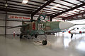 Mikoyan-Gurevich MiG-23UB Flogger-C RSideFront CWAM 8Oct2011 (14607930006).jpg