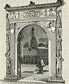 Milano porta in marmo attribuita a Michelozzo nel Museo Archeologico.jpg