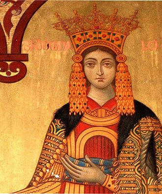 Milica Despina of Wallachia - Image: Milita Despina